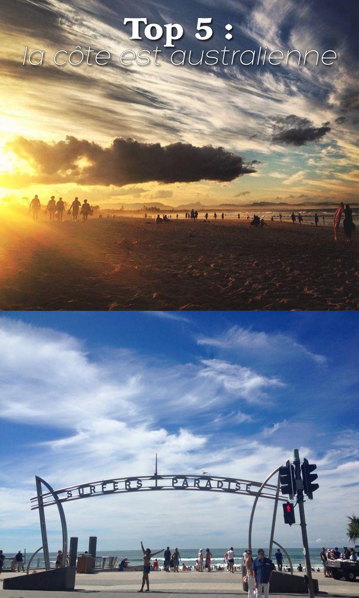Quels sont les attraits incontournables sur la côte est australienne? Voici un top 5 des endroits à ne pas manquer, sur AustralieQC.ca!
