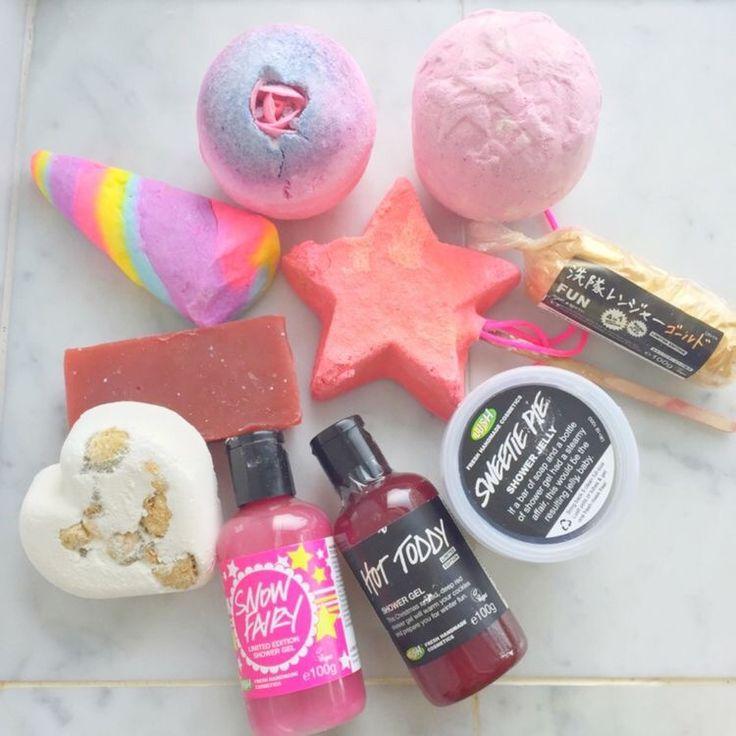 Lush Products lushcosmetics