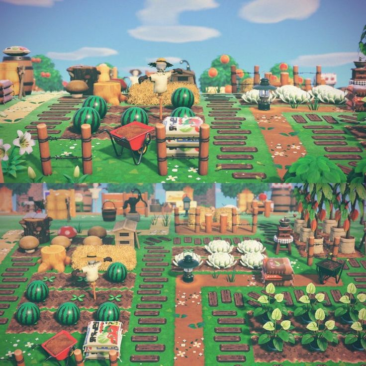 Just finished my farm 🌱 im going to bed now good night