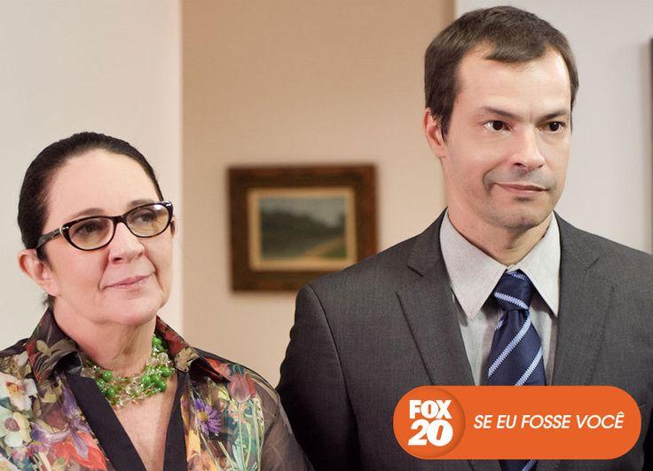 Heitor é um advogado especializado em divórcio de celebridades.  Se Eu Fosse Você - Estreia, hoje, 22H30 #EuCurtoFOX Confira conteúdo exclusivo no www.foxplay.com