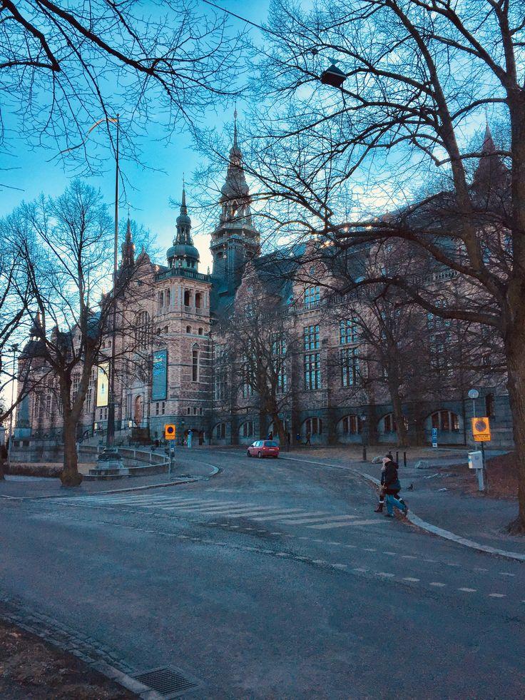 Nordiska Museet - Stockholm, Sweden