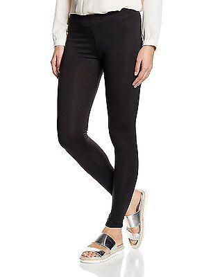 Medium (Manufacturer Size:14), Black, HotSquash Women's Deluxe Leggings