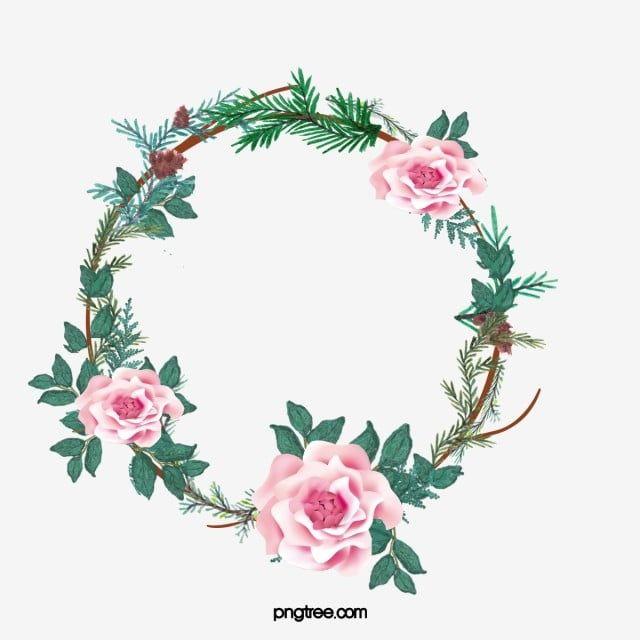 20 Guirnaldas flores
