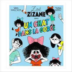Zoé Zizanie aime «très très beaucoup encore plus que toute la terre» sa maman, le réglisse, son papa, les grimaces, sa mamie, les bêtises. Mais elle n'aime pas du tout les garçons, les endives, les punitions, la moustache de la maîtresse (beurk, beurk et rebeurk). Les présentations sont faites, on peut commencer: cette nuit, Zoé …