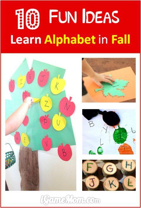 5 Fun Ways to Teach Your Child How to Write The Alphabet ...