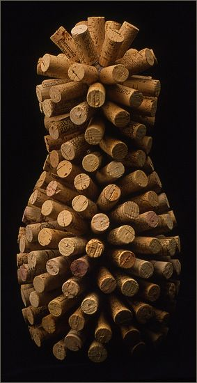 cork bowling pin ~ not usre why one would want one but there you have it!