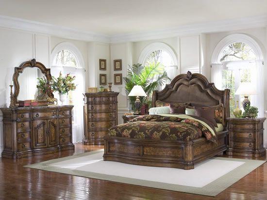 18 Luxury Bedroom Furniture Sets Design Ideas