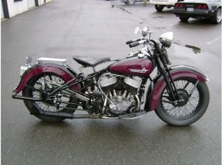 antique motorcycles for sale | ... Motorcycle For Sale - Harley-davidson Antique/Vintage For Sale in Fife