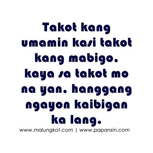 Mga Patama Quotes - Tagalog Banat Quotes