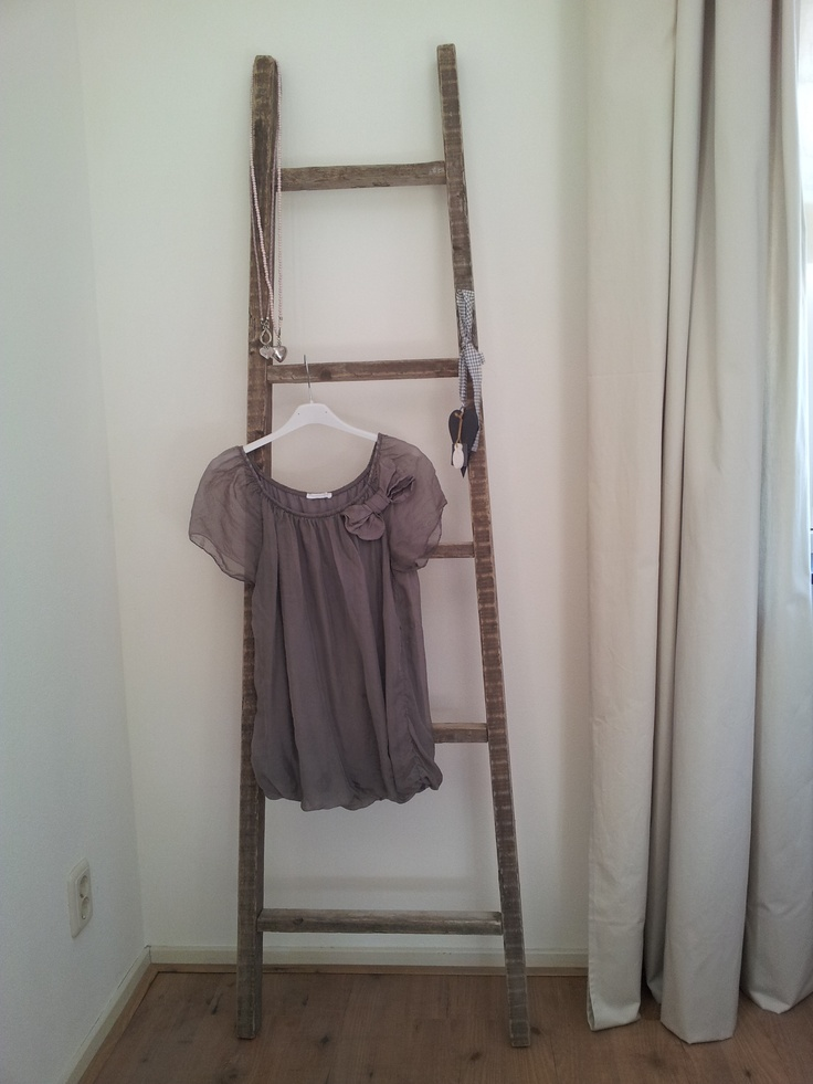 Multifunctionele ladder, handig als dressboy