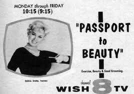 Debbie Drake TV Show Ad