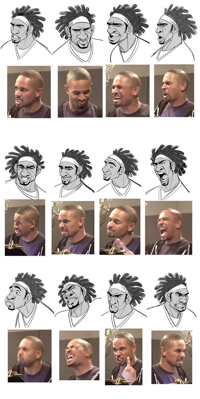Wasabi   Big Hero 6 #Disney #facialexpressions