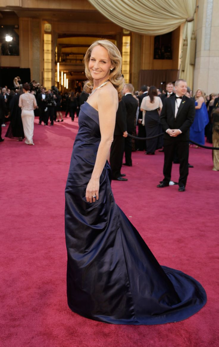 Helen Hunt Oscar 2013 Red Carpet Gallery