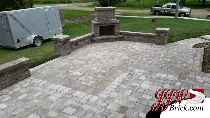 64 best images about brick paver patio designs on