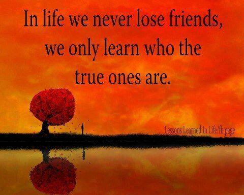True said