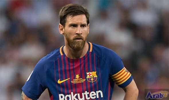 Messi marks new milestone in Barcelona