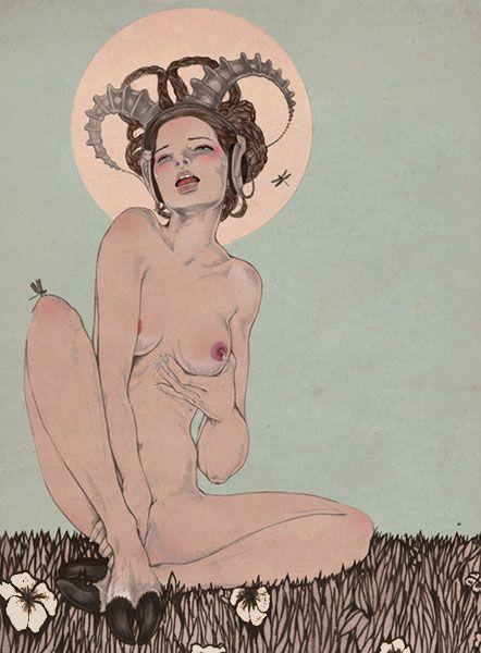 Female Faun