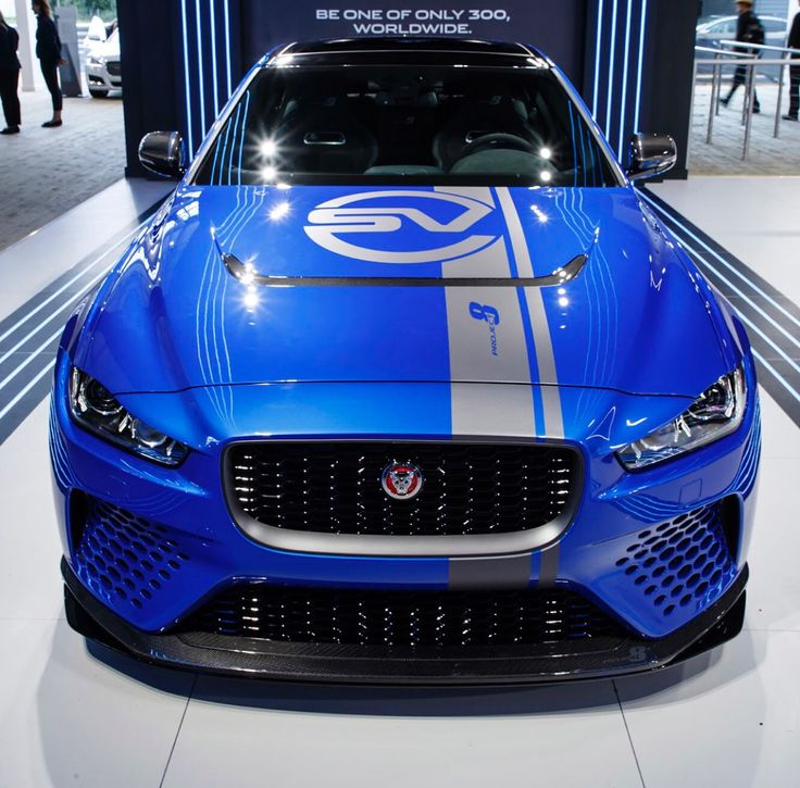 Jaguar XE SVR Project 8  0 to 60 mph - 3.3s 600 hp