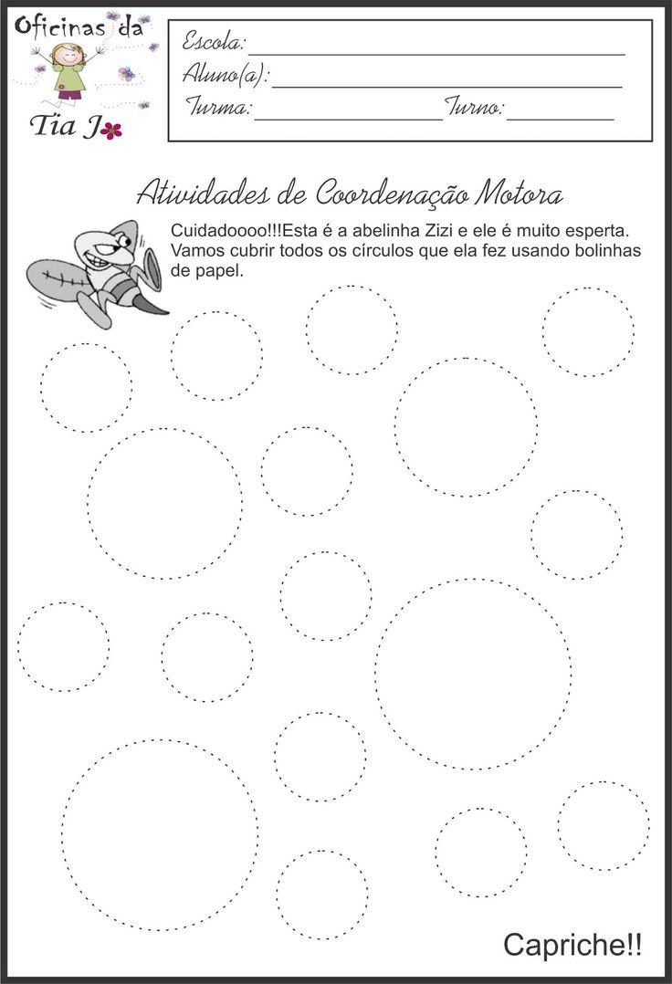 Coordenação motora fina | Jossandra Barbosa                                                                                                                                                                                 Mais                                                                                                                                                                                 Mais