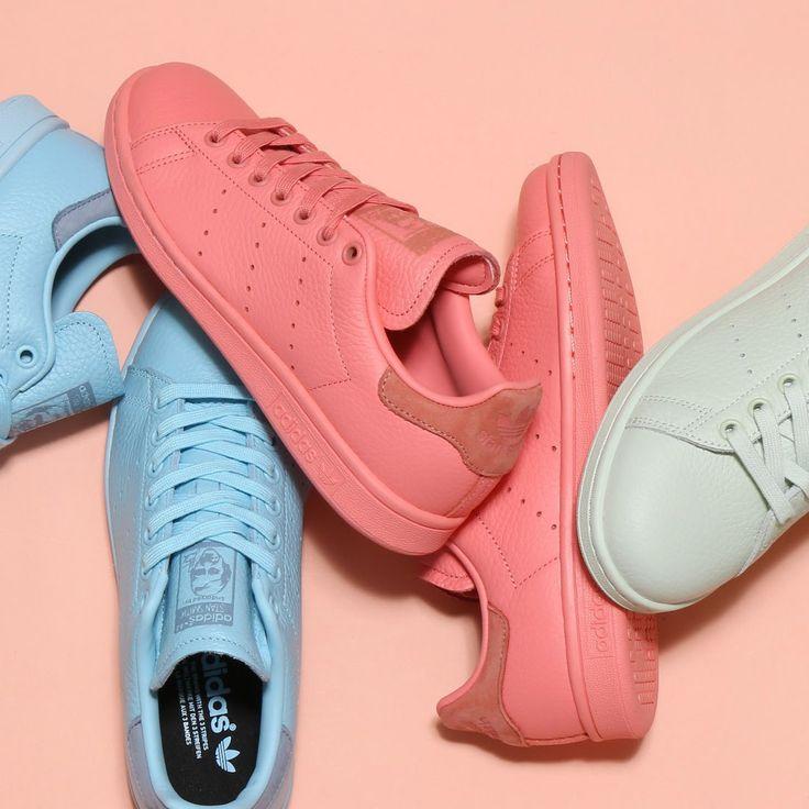 atmos girls | Rakuten Global Market: adidas Original STAN SMITH (Adidas originals Stan Smith) TACTILE ROSE / TACTILE ROSE / RAW PINK17FW-S
