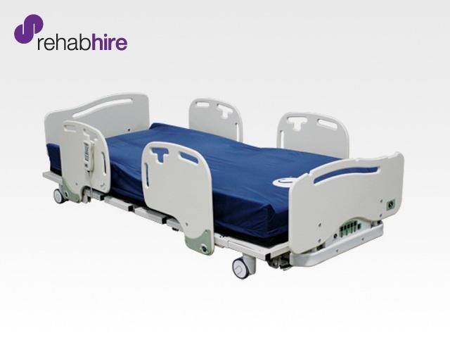 BAR302: Bariatric Low Boy Bed