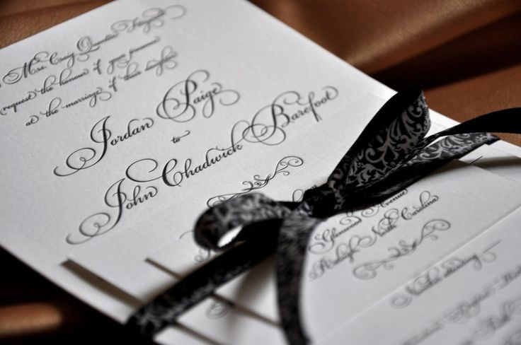 24 best Black and White Winter Wedding images on Pinterest