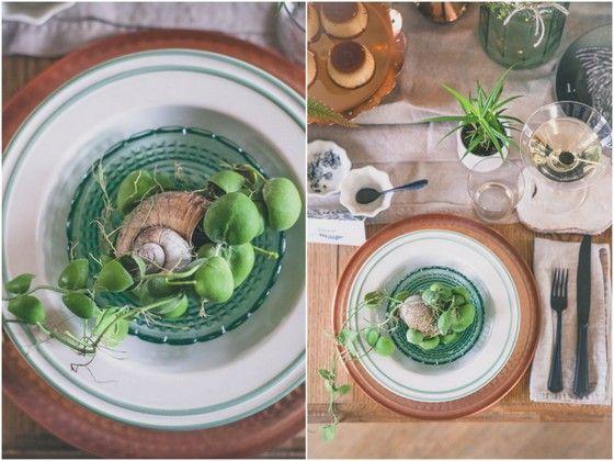 Fotocredit: FOTOZEE (http://fotozee.nl/) - Pinterested @ http://wedspiration.com. #nature #wedding #green #styling