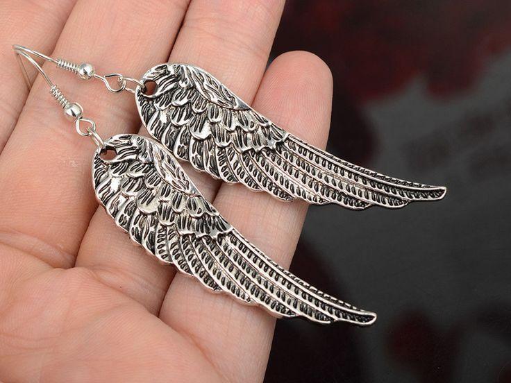 Örhängen Vingar Ängel Änglavingar Angel Wings