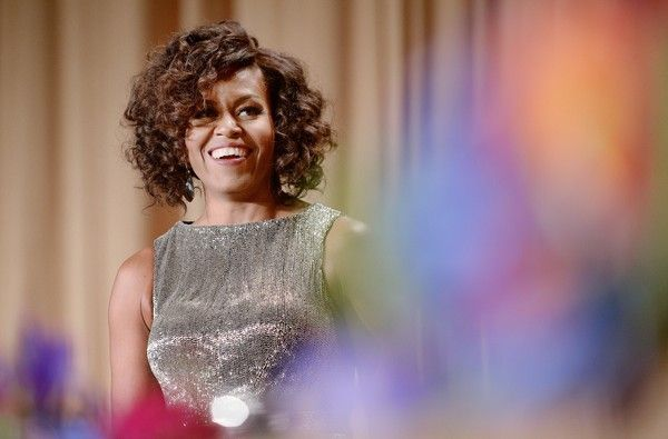 Michelle Obama Photos - Barack Obama Addresses White House Correspondents Dinner - Zimbio