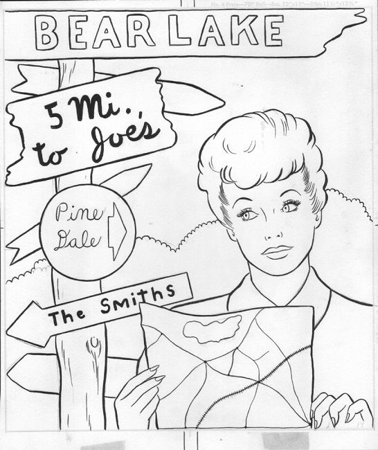 i love lucy coloring pages woman