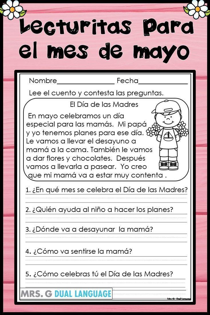 Spanish Reading Comprehension Passages Spanish Reading Comprehension Reading Comprehension Comprehension Passage