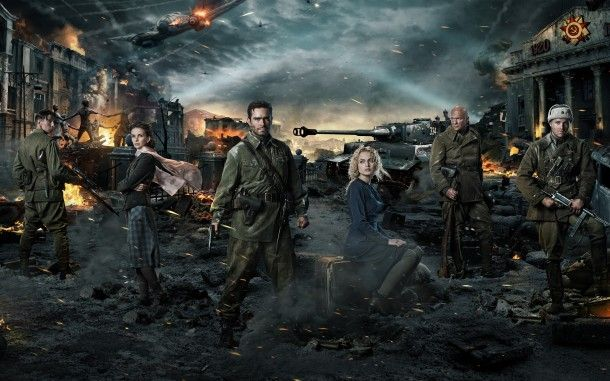 Free 2013, Full Movie, Stalingrad Movie HD Wallpapers For more cool wallpapers visit 610x381 Movie-index.com