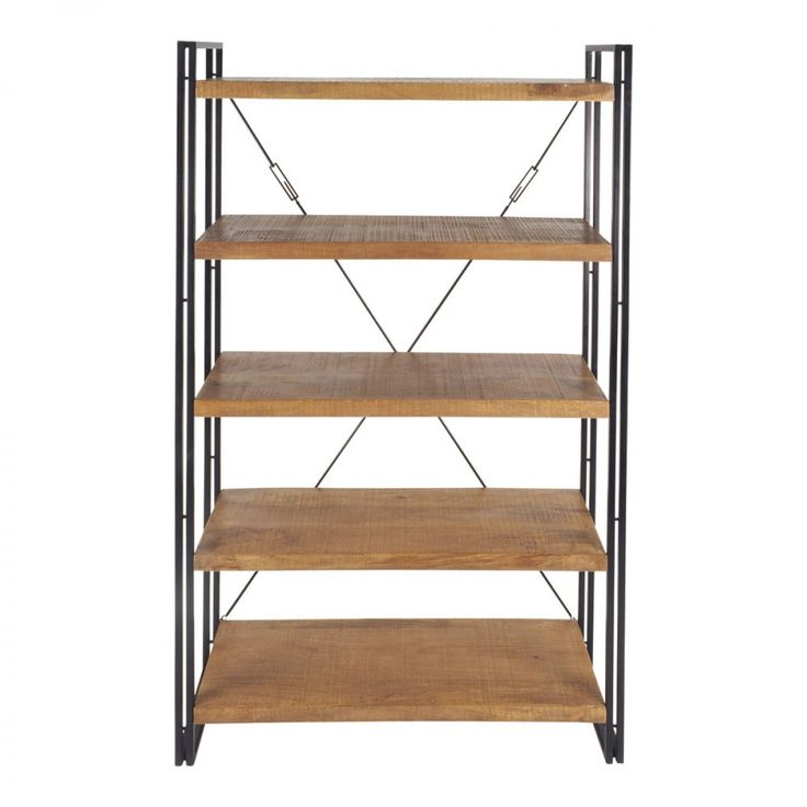 Fulham Shelving Unit 2000x1200 - Bookcases & Shelving - Office & Storage
