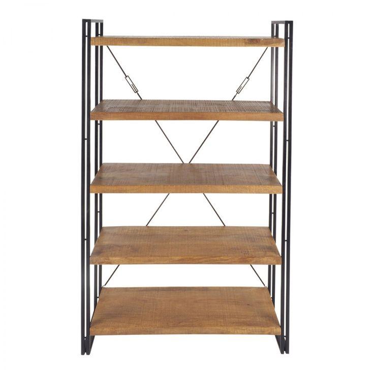 Fulham Shelving Unit 2000x1200 - Bookcases & Shelving - Office & Storage