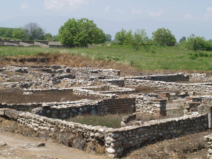 Αρχαιολογικός χώρος Δίον, Πιερία.