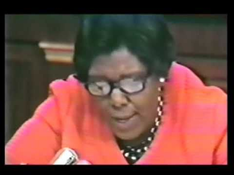 Barbara Jordan on Impeachment, July 25, 1974.  THIS is a REAL constitutional expert and lawyer. I have no doubt that Ms. Jordan would have stern words for the president and his constitutional abuses.