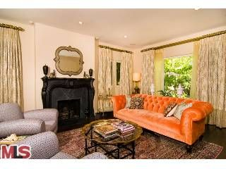 Tori Spelling design style (first house)