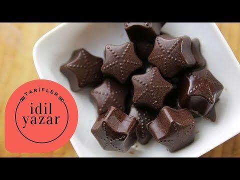 Ev Yapımı Çikolata Tarifi - İdil Yazar - Yemek Tarifleri - How to Make Chocolate From Scratch - YouTube