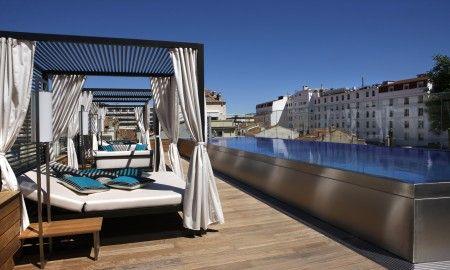 Prestigia Hotel Cannes La Croisette, promo Five Hotel & Spa réservation Prestigia Prix 183.20 Euros