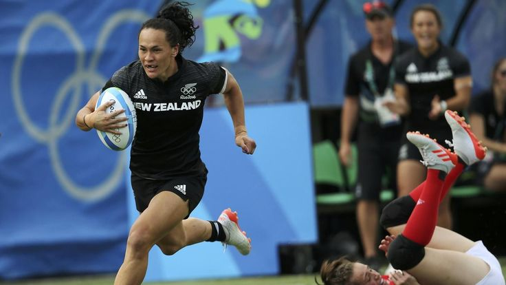 Team GB women outclassed by New Zealand in Rugby 7s semi-final