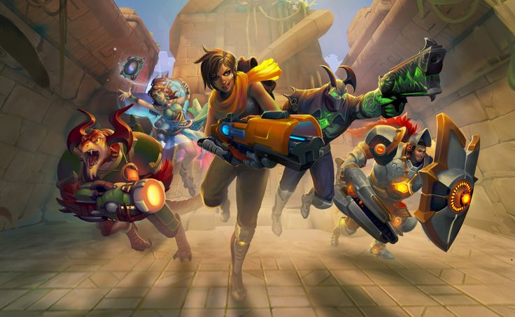 Paladins: Champions of the Realm beta sign ups open for Xbox One and PS4 You may have heard of Paladins, after the free-to-play first person shooter took the PC world by storm. Now though, it's coming to Xbox One and PS4...and that's very exciting news! http://www.thexboxhub.com/paladins-champions-realm-beta-sign-ups-open-xbox-one-ps4/