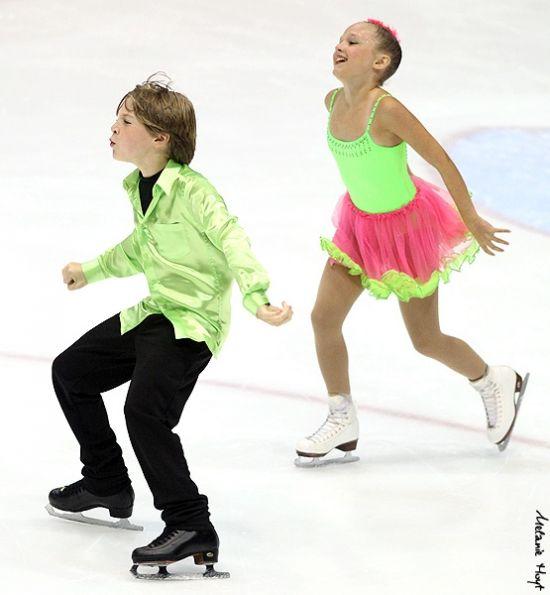 Emmy Sloan & Samuel Hodman: Ice Dance, Samuel Hodman, Emmy Sloan, Free Dance, Things Ice