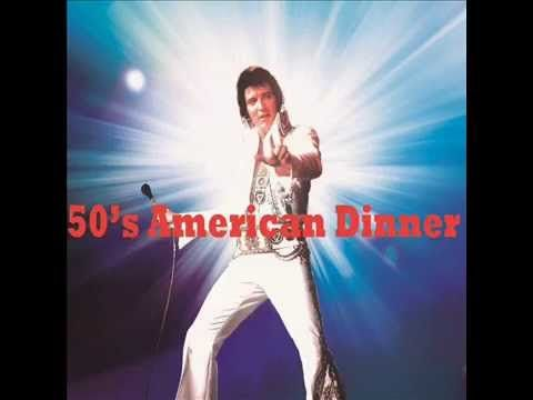 50's American Dinner - Best Music from the 50's for Expo 2015 - YouTube