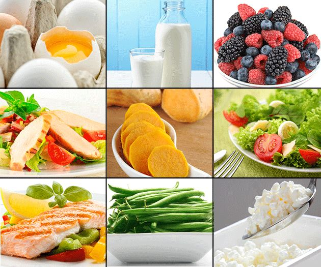 6 weeks ready-for- the-beach diet with breakfast, lunch, dinner and snack options