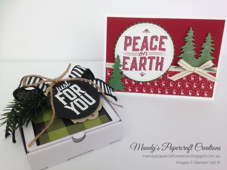 Carols of Christmas Stampin' Up! ®