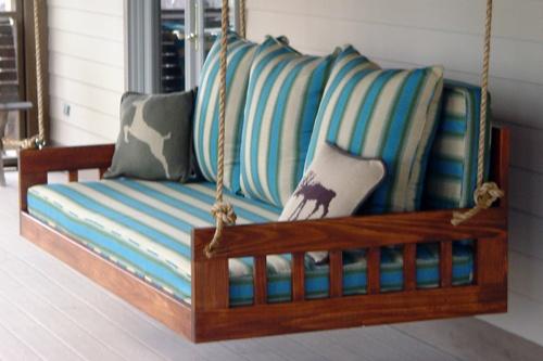Southern Komfort Bed Swings