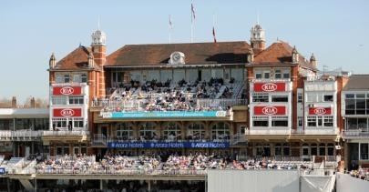 The old pavilion at The Oval......watching ITB's double ton against the Indians from the top level in 1982!
