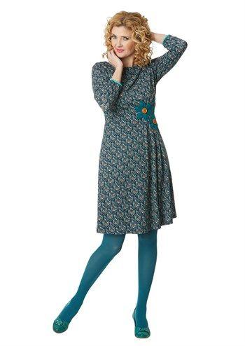 du Milde kjole Valeries Vanity / AW16 danish design dress