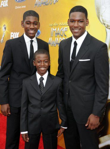 Actors and brothers, Kwesi Boakye (I Can Do Bad All By Myself) , Kwame Boateng (Not Easily Broken), and Kofi Siriboe (The Longshots) were born in Los Angeles, California and are the great-grandsons of a highly respected Ghana West African King.