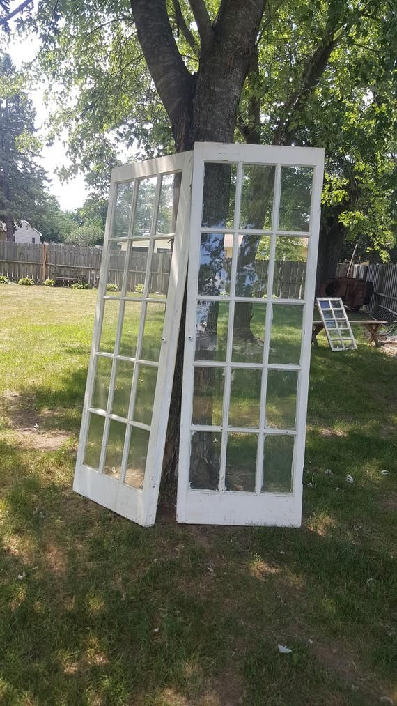 Antique French Doors Interior Victorian Farmhouse Style Etsy In 2020 French Doors Antique French Doors Wood French Doors